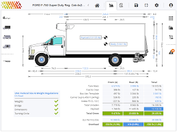 Tractor Trailer Weight Distribution Chart Axle Weight Calculator Truckscience