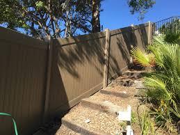 Brown Vinyl Fence Panels Brown Vinyl Fence Panels P Nongzico