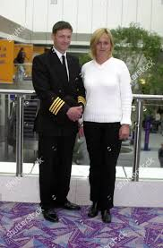 Manchester Airport Captain Nick Davies Stewardess Jane ...