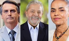 Resultado de imagem para Datafolha indica Lula com até 37% das intenções de voto