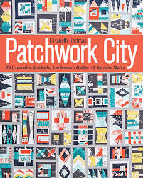 Patchwork City | City life, Patchwork and Tired & Patchwork City by Elizabeth Hartman -- Tired of sewing the same old blocks?  Here's Adamdwight.com