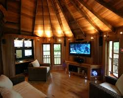 Simple Tree House Interior Room Idea In Sussex 0 With Innovation Ideas