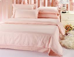 pale pink bedding. Plain Bedding Free Shipping 100cotton Pale Pink 4pcs Cotton Hotel Bedding Set  Duvet  Cover Home Textilein Bedding Sets From Home U0026 Garden On Aliexpresscom  Alibaba  In Pink E