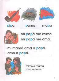 Si eres dominicano seguro que aprendiste a leer con el libro nacho. Nacho Lee Cartilla Para Aprender A Leer Libros Infantiles Para Leer Lecciones De Lectura Libros De Lectura