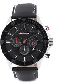 lowest price for fastrack big time analog watch for men black lowest price for fastrack big time analog watch for men black price in on 07 2017 specifications features and reviews discountpandit