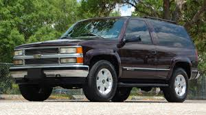 1997 Chevrolet Tahoe | T98 | Kissimmee 2017