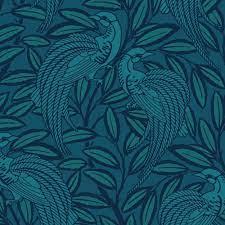 Tailfeather Peacock Designer Flock ...