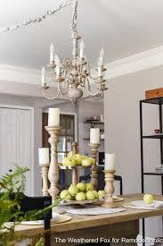 remodelaholic diy plug in chandelier