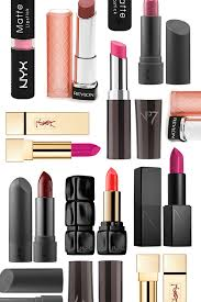 eight lipstick colors to make your eyes