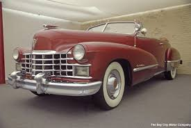 1947 Cadillac Series 62 Convertible Coupe For Sale The Bay City ...