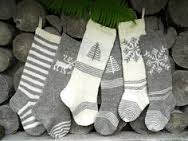 Image result for grey christmas decorations