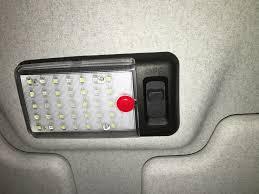 Defender Courtesy Light Switch Nakatanenga Defender Led Interior Light 4x4overlander