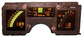 batee com c4 corvette digital cluster instrument gauge panel figure 14 cluster after repair