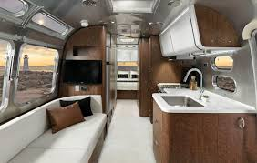 Airstream Interior Design Awesome Inspiration Ideas