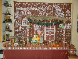 interior design new decoration themes for ganesh festival at
