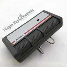 garage door opener transmitter aleko lm137 universal gate remote control with
