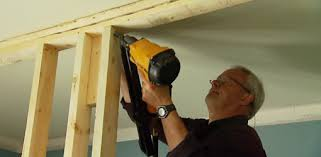 How to Build a Non Load Bearing Interior Wall Todays Homeowner
