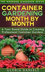 container gardening month by