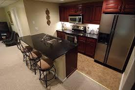 basement kitchen design. Kitchen Basement Design C