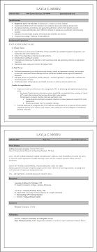Neurology Nurse Sample Resume Registered Nurse Resume Sample Nursing Resumes 8