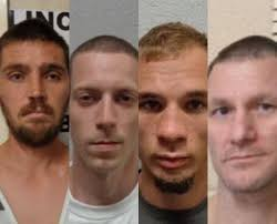 Four Lincoln County jail escaped inmates still at large Tuesday ...