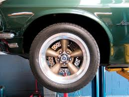 1969 Mustang Tire Size Chart Ford Mustang Wheel Fitment One Size Does Not Fit All
