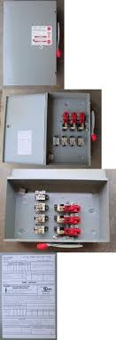 circuit breakers and fuse boxes 20596 square d by schneider Eaton 200 Amp Fuse Box circuit breakers and fuse boxes 20596 eaton 200 amp 3 pole phase fused indoor disconnect 200 Amp Fuse Block