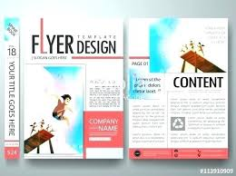 Book Page Layout Templates Free Fashion Magazine Design Template ...