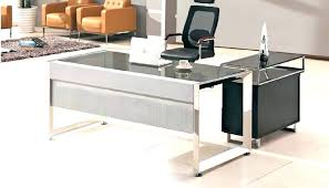 desk glass cover large size of office top covers table intended for plan 19