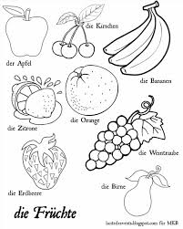 Small Picture Page Preschool Pumpkin Printable Fruits And Vegetables Coloring