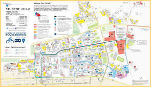 Beaver Stadium Parking Chart 2015 16 Student Parking Map And Regulations_1 Pages 1 2