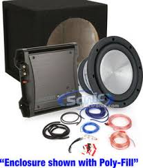 bass package kicker amplifier eclipse sub ga kit box 1300w complete kicker eclipse bass package kicker zx400 1