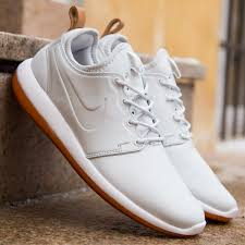 nike roshe two leather prm blancas 881987 100