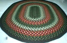 oval rugs exciting handmade braided by marge sandy a 7 x 9 rug 7x9 home depot