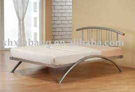 Modern Metal Bed - Buy Double Bed,Metal Bed,Iron Bed Product on Alibaba.com