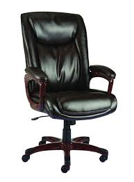 staples westcliffe bonded leather managers chair brown