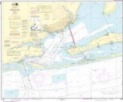 Oceangrafix Noaa Nautical Chart 11383 Pensacola Bay
