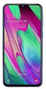 Смартфон <b>Samsung Galaxy</b> A40 64GB — купить по выгодной ...