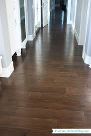 Dark hardwood floor Oak Hardwood Flooring The Sunny Side Up Blog Hardwood Flooring The Sunny Side Up Blog