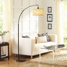 better homes and gardens lamps. Better Homes And Gardens Burlap Bronze Arc Floor Lamp With CFL Bulb Included Lamps 2