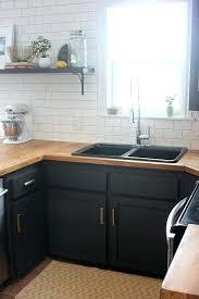 grey butcher block countertops butcher block
