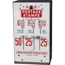 Stamp Vending Machines Mesmerizing 48 48 48 Cent U S Postage Stamp Machine