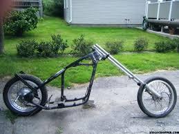 dominico esposito first bike project xs650 chopper