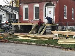"""Buffalo AFL-CIO Labor Council & Local Unions Heed The Call, Perform """"Labor  Of Love"""" Restoration Work On Fruit Belt Home To Support An Elderly  Buffalonian In Need - WNY Labor Today: Your"""
