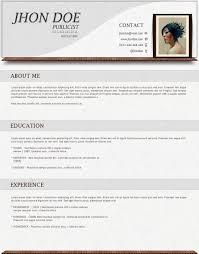 landscape resume cv template resume format ba student college best photos of latest cv template cv format latest sample resume latest resume format 2013 for