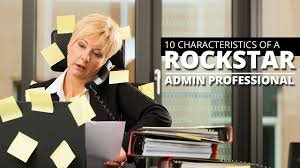 signs of a rockstar administrative assistant and how to become one
