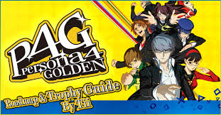 Persona 4 Vending Machine Cool Persona 48 Golden Road Map Trophy Guide PlaystationTrophiesorg