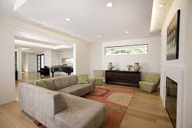 lighting for family room. recessed lighting ideas family room contemporary with area rug ceiling image by mark english architects aia for