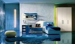 teenage bedroom designs blue. Blue Paint Trendy Teen Bedroom Design Ideas 2014 Teenage Designs N