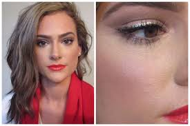 images to tutorial makeup natural red a